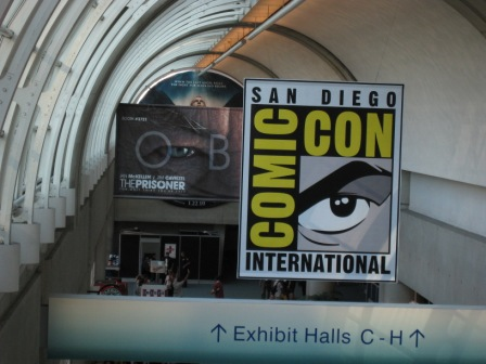 See you next year Comic-Con! Don't forget to wash the nerd funk from your halls before then.