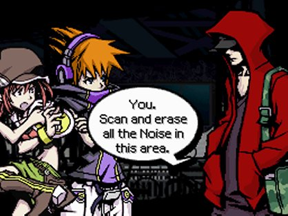 Neku and Shiki are shocked to find they are sent on another kill quest.