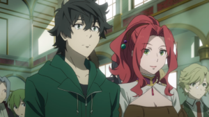 The Rising of the Shield Hero - Poor, gullible Naofumi.