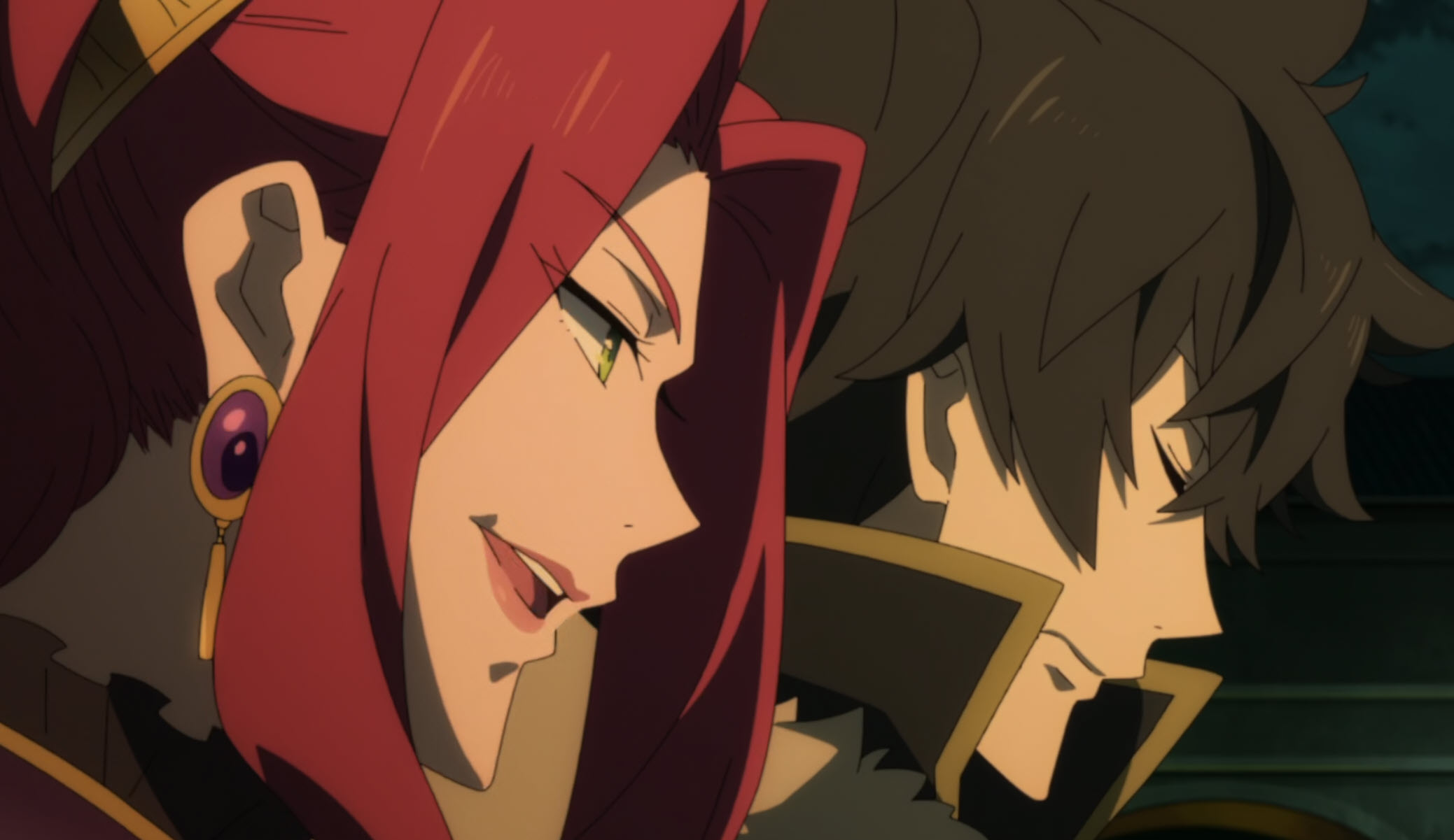 The Rising of the Shield Hero - The epitome of a bitch.